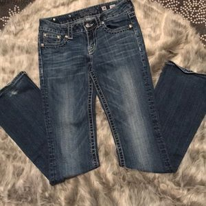 Miss me bootcut jeans 28